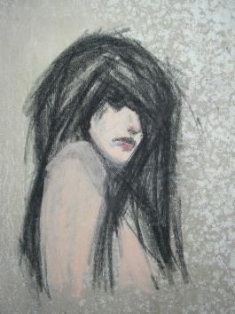 4am Girl Sketch 1