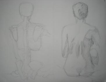 4am Pencil Sketch 5
