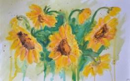 Sun Flowers 01 Small